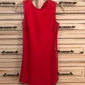 Red B. Darlin dress